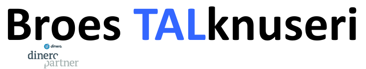 logo til Broes TALknuseri